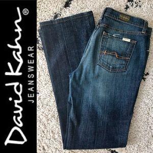 David Kahn Lauren Fit Jeans Boot Cut